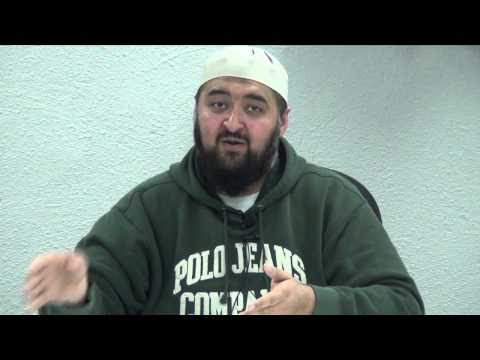 Biography of the Imams of Hadith Imam Abu Dawood by Sh Navaid Aziz