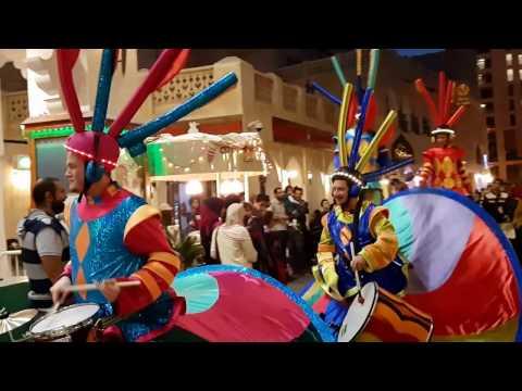 Qatar Souq Waqif spring festival 2017 | Parade