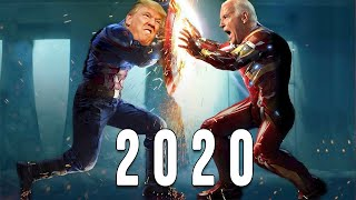 2020 Portrayed by Marvel