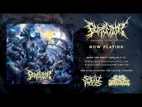 PUREFILTH - UNHUMAN FORMS PREVAIL [OFFICIAL ALBUM STREAM] (2017) SW EXCLUSIVE