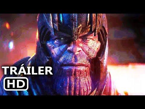 """AVENGERS 4 """"Thanos esta listo para Luchar"""" Tráiler (Nuevo, 2019) ENDGAME"""
