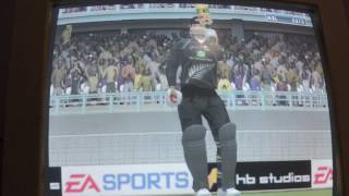 Ea Sports cricket 2004 gameplay