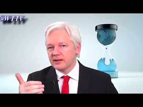 Julian Assange Press Conference and Q&A On CIA Vault 7