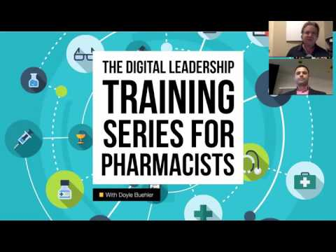 The Prescription For Pharmacy Live Screencast 2015 11 13