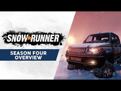 SnowRunner - Stagione 4: New Frontiers uscirà il 18 maggio