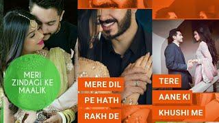 Old Song Whatsapp Status | Meri Zindagi Ke Malik Full Screen Whatsapp Status |