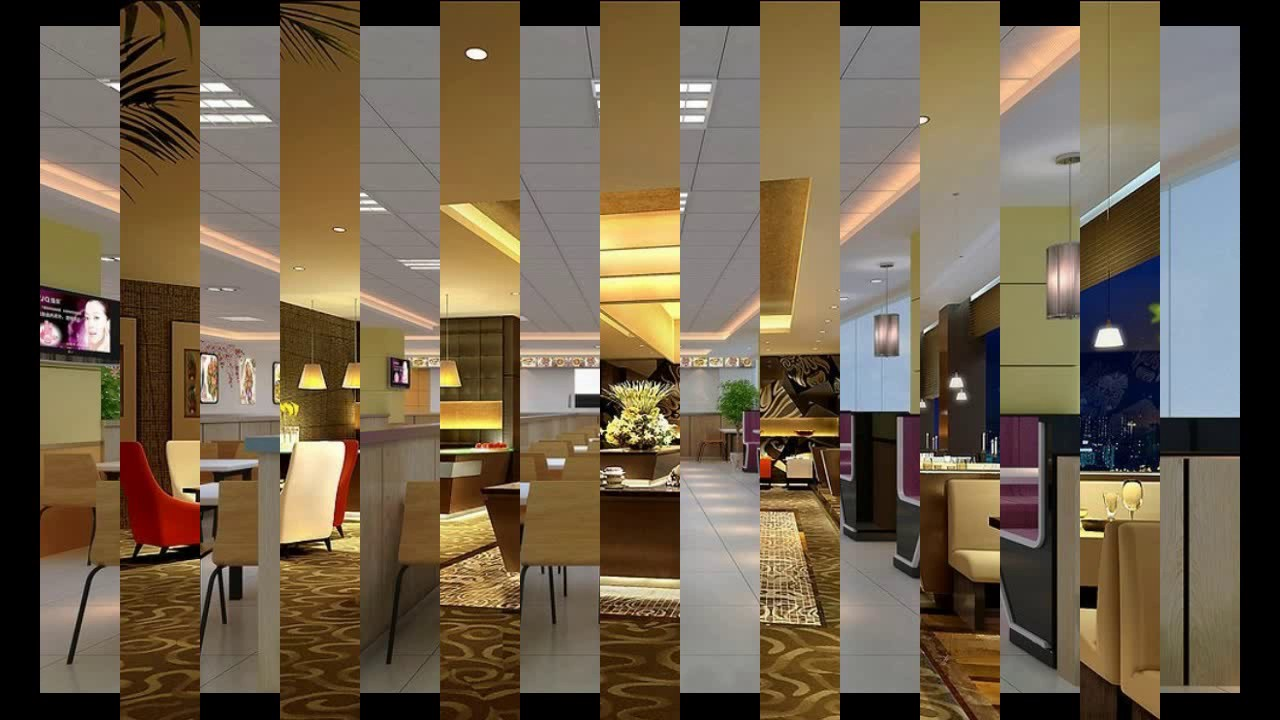 Restaurant House Cafe 3d66 Interior 2017