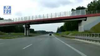 🇵🇱 A1: [CZ] Granica - Gliwice Sośnica (3,5x)