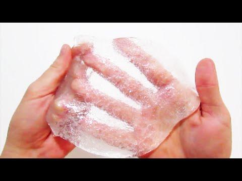 mucosidad transparente