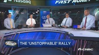 Stocks surge on jobs number, trade news