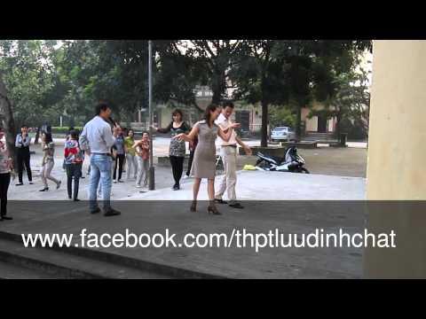 Học khiêu vũ - Trường THPT Lưu Đình Chất [ Part 1 ]