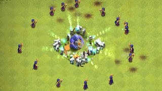 "GOING FOR 3 STAR!!""Clash Of Clans"" BOWITCH!!"