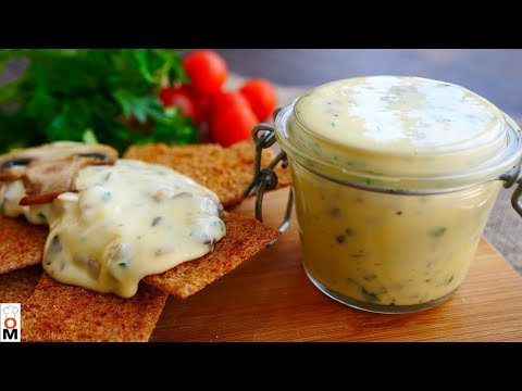 Homemade Spreadable Сheese in 15 MINUTES