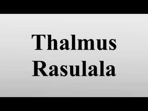 Thalmus Rasulala