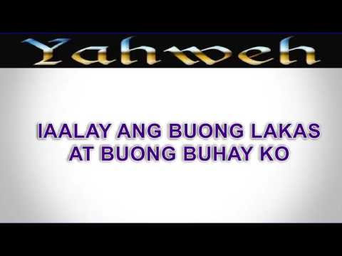 Yahweh with Lyrics ( Faithmusic )