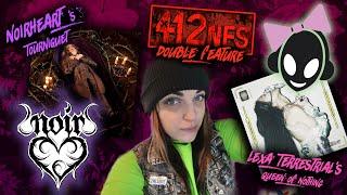 412nes 2xFeature: Noirheart & Lexa Terrestrial