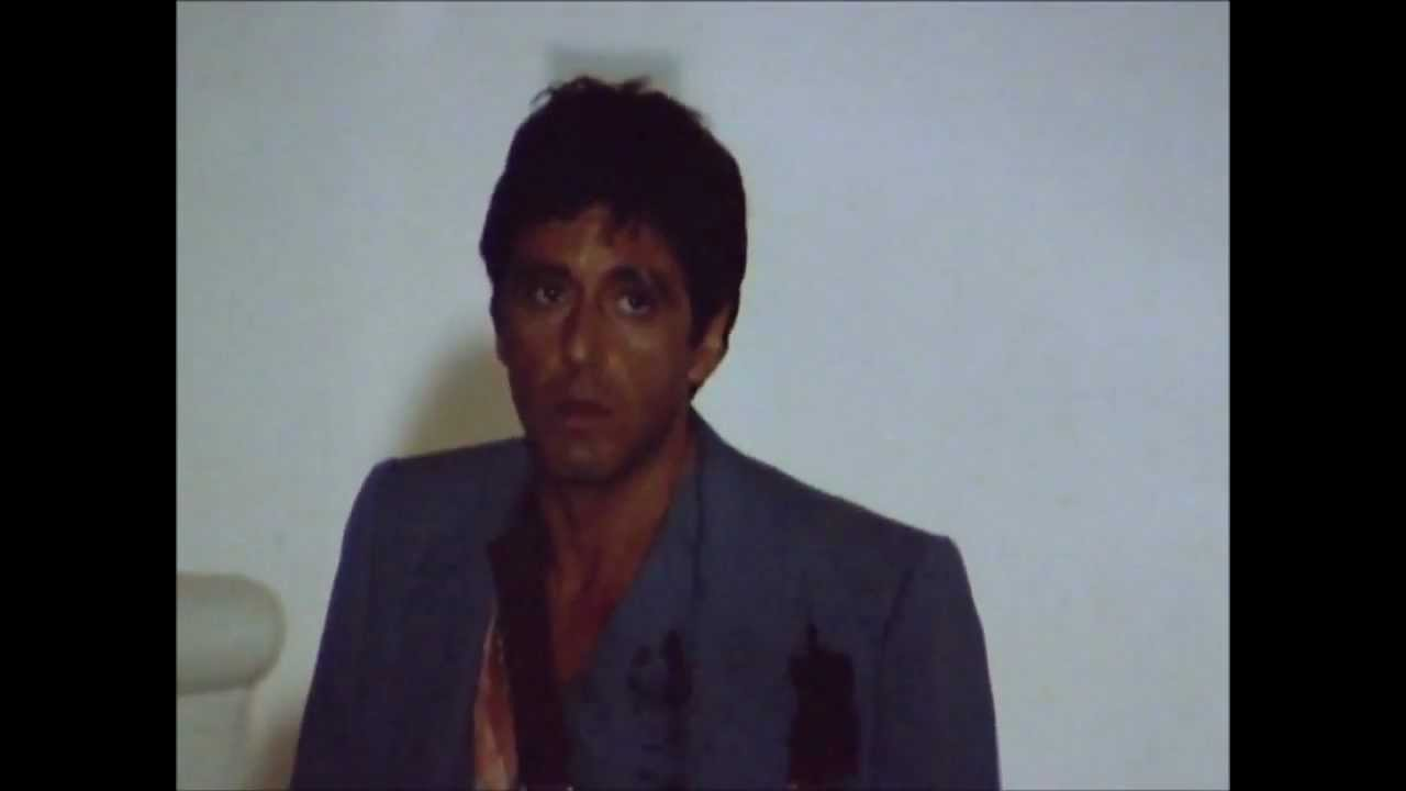 "Scarface - ""The World Is Yours"" HD - YouTube"