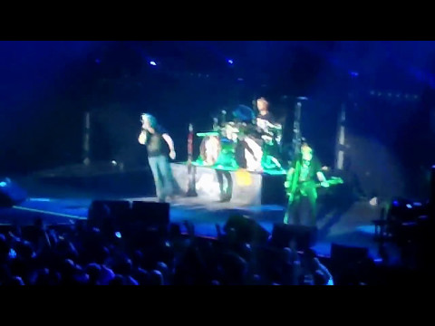 'Rock and Roll All Nite' Poison performs Huntington West Virginia May 7,2017