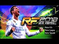 Real Football 2018 Android 600 MB Offline New Kit,Squad Best Graphics