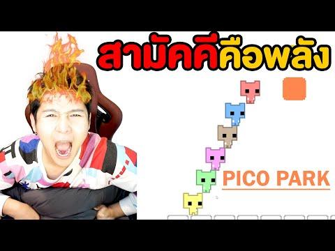 เกมแมวสุดปั่น!! สามัคคีคือพลัง (Pico Park)