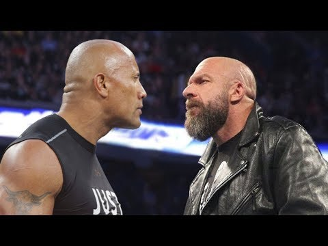 Why the Rock Wasnt at WWE  Smackdown 1000!