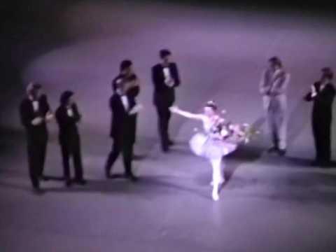 Patricia McBride's final performance