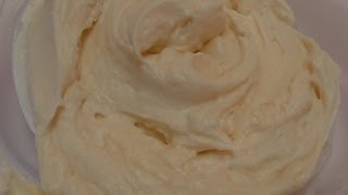 Betty's Fluffy White Filling And Frosting For Cakes And Cupcakes