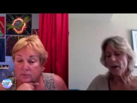Janet Richmond interviewed by Rachel Love of Skywatcher Radio
