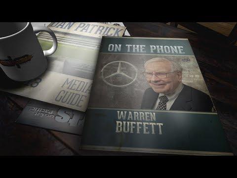 Billionaire Warren Buffett Talks Golf, LeBron, Money & More w/Dan Patrick   Full Interview   3/12/18