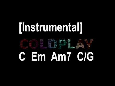 Copy of Coldpaly | Fix you | Guitar Chords