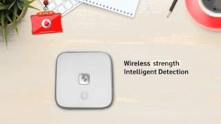 Vodafone wireless Range extender WS322