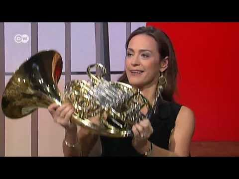Talk with British Hornist Sarah Willis | Insight Germany