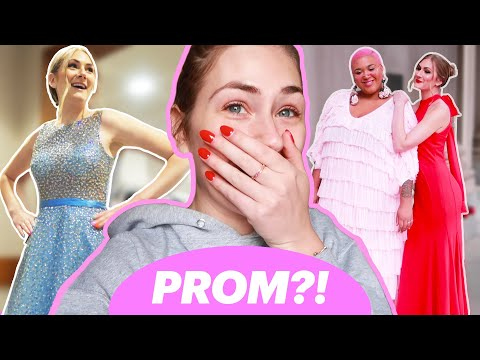 I Went To Prom For The First Time