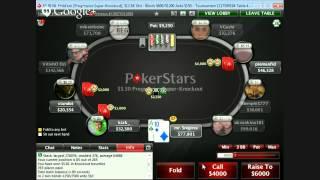 10.05.2015. Покер ВОД. $3.30 NL Hold