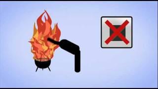 Sicherheitstipps - Brandverhütung im Freien