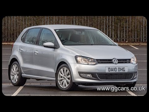 Volkswagen Polo 1 6 TDI SEL Hatchback 5dr Diesel Full Video