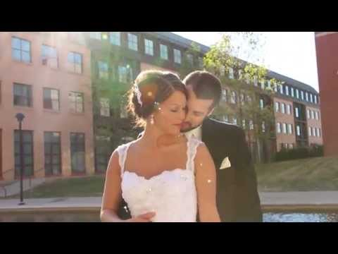 Indiana State Museum Wedding Sneak Peek
