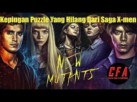 Download X Men The New Mutants 2020 kepingan puzzle yang hilang dari saga X-men
