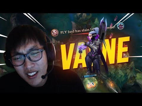 Doublelift on Aphromoo | VAYNE SPOTTING