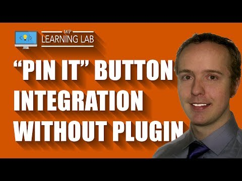 Pin It Button Integration In Under 5 Minutes Without A Plugin