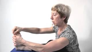 Vitalizační masáž (rychlá)