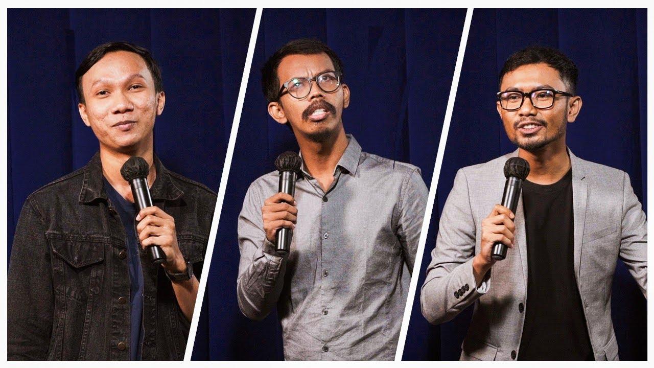 Stand Up Comedy di Rumah! (Part 1 dari 4)