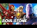 Avengers Infinity War Trailer The Soul Stone Revealed mp3