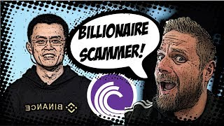BitTorrent ICO FAIL - Binance Scams Thousands of Investors in Elaborate Pump & Dump - 28.44%