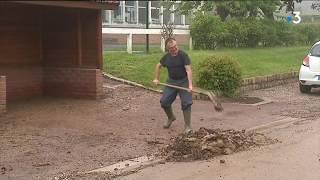 Ramecourt : inondations, boue... l'étendue des dégâts au lendemain des forts orages