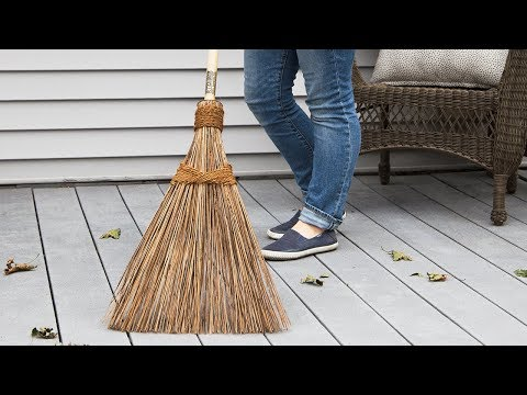 Better!Broom | Coconut Palm Outdoor Broom