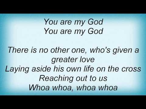 Jeremy Camp - My God Lyrics