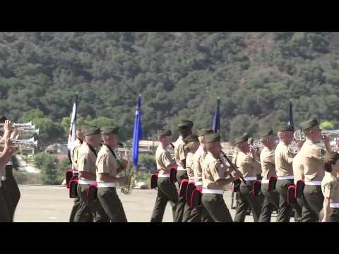 1st Battalion, 4th Marine Regiment Change of Command Ceremony