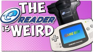 Nintendo E-Reader was Weird | Billiam