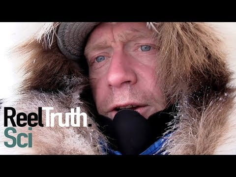 North Pole Ice Airport: Trying to Reach the North Pole   Arctic Documentary   ReelTruth.Science